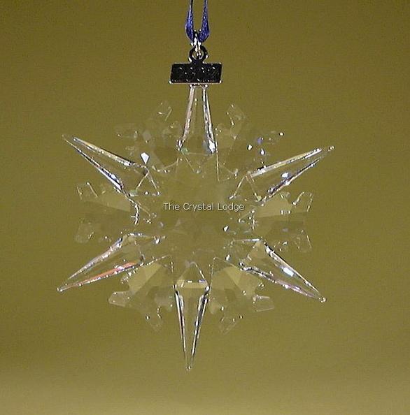 Swarovski_2002_Christmas_ornament_288802_1_WM.jpg. Swarovski ... - Swarovski 2002 Christmas Ornament 288802 The Crystal Lodge's Photo