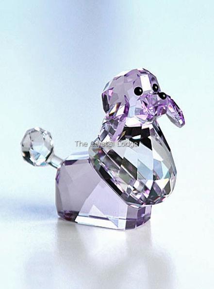 8a7d86c3d6e2b Swarovski Lovlot Gang of dogs Violetta poodle LE 2008 935719 | The ...